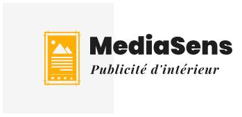 Agence Média Sens Logo